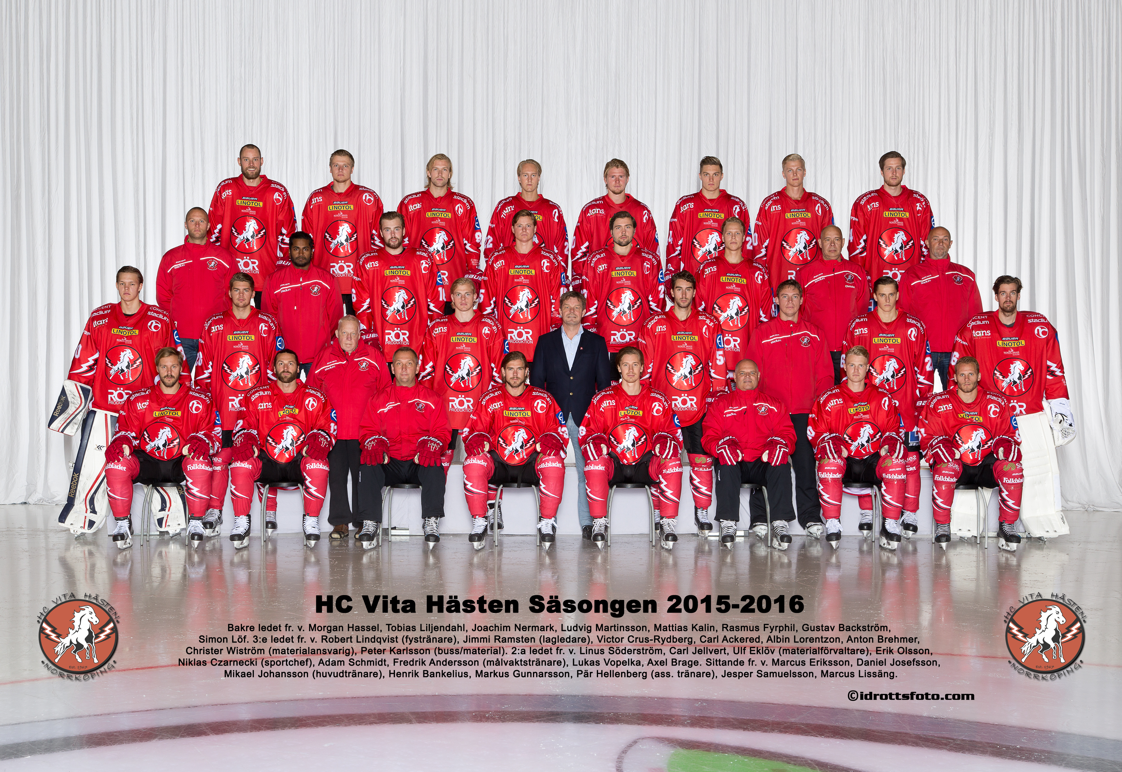 Vita Hästen 2015/16